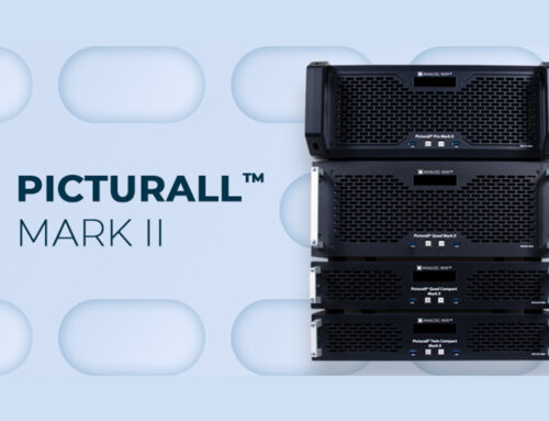 Analog Way Launches Next-Generation Picturall™ Mark II Media Servers