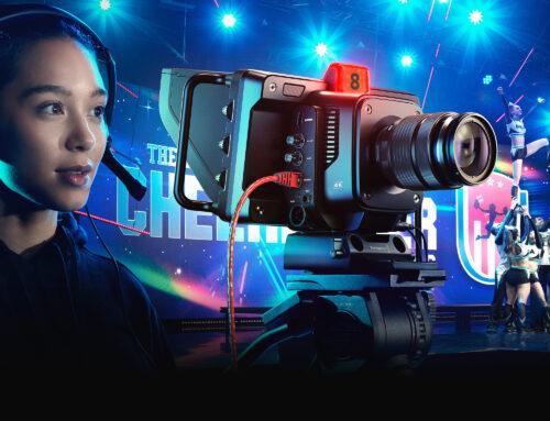 Blackmagic Studio Camera – Die ultimativen netzunabhängigen Live-Produktionskameras